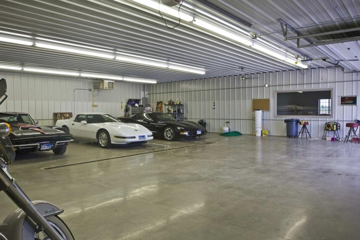 Awesome Metal Man Cave Hobby Garage For Your Pleasure Hq