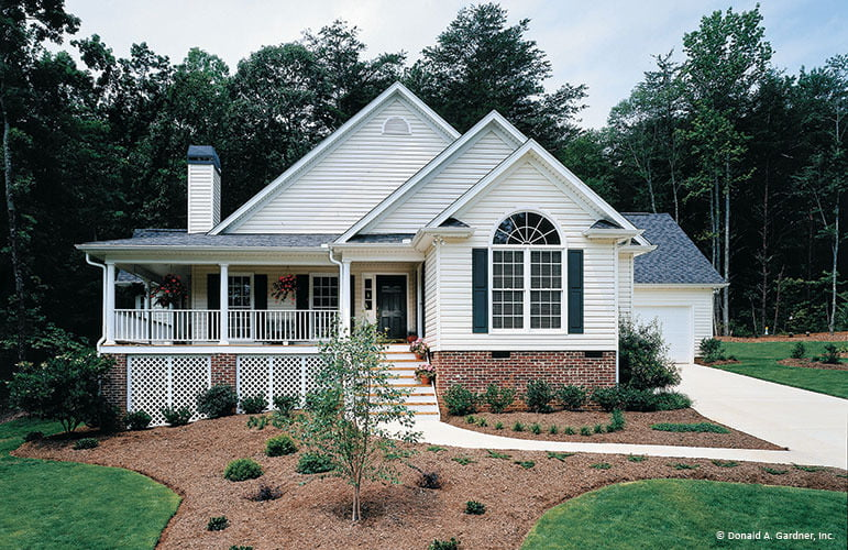 Home Plan The Altamont