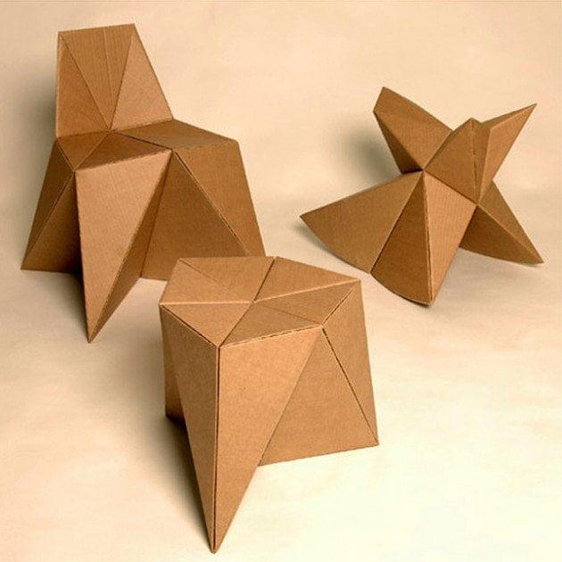 origami-furniture
