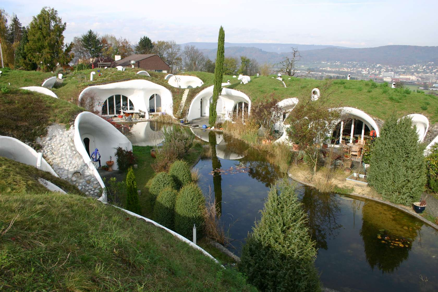 Incredible Underground Houses