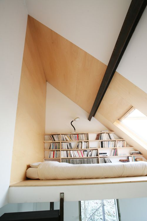 modern-looking-attic