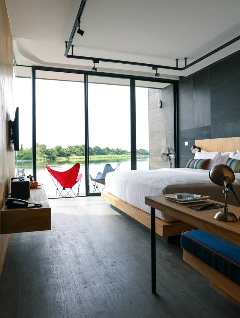 Stunning Floating House Designs (42 HQ Pictures)   Metal Building Homes