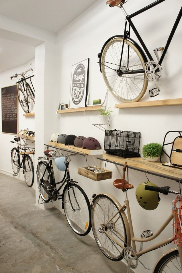 67 Ideas For Stylish Bike Storage At Home Metal Building Homes