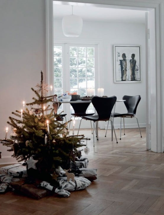 Simple Christmas Decor Ideas For Modern/minimal Home
