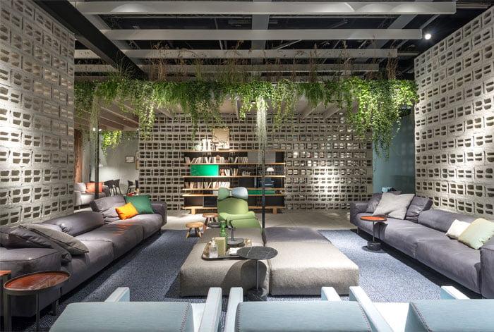 Interior Decor Trends for 2017: modern furniture retro inspiration