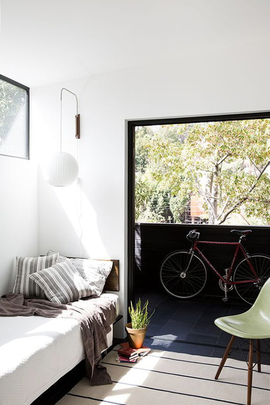 Interior Decor Trends for 2017: small rest space