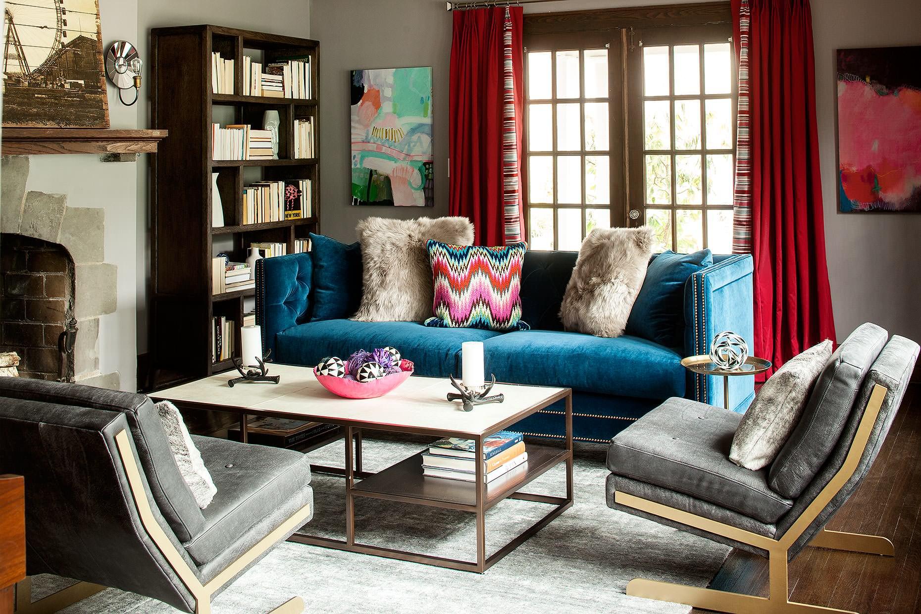 velvet-couch-deep-blue