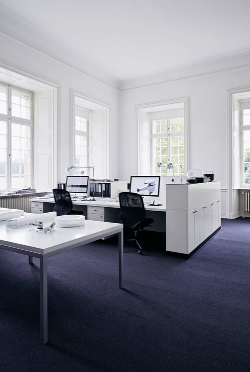 Modern Offices In Historical Buildings