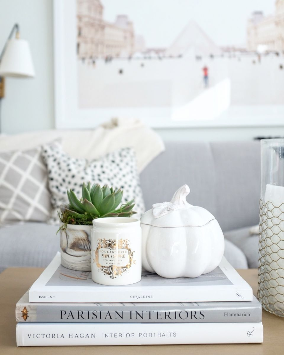 Greenery and Fall related details in Your interior