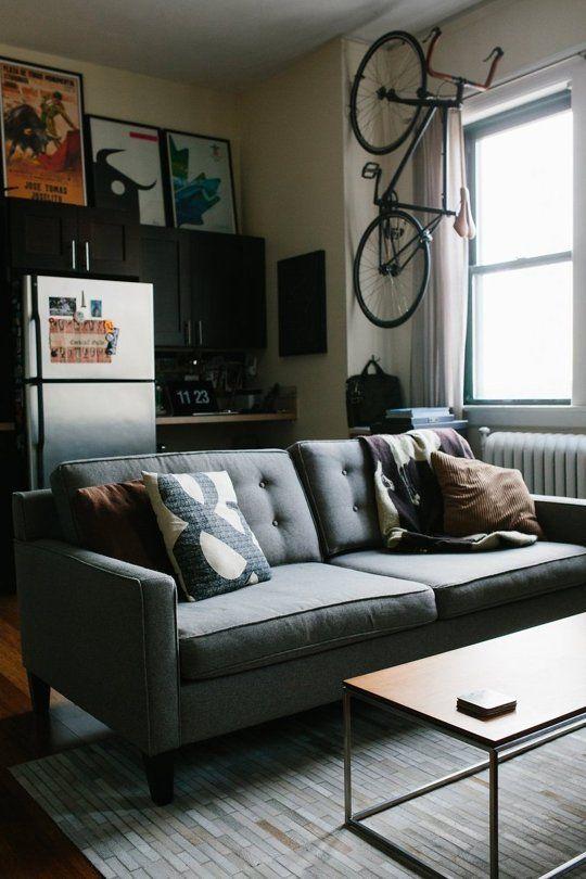 Ideas For Stylish Bike Storage At Home